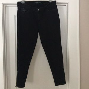 Ralph Lauren black jeans ..like new